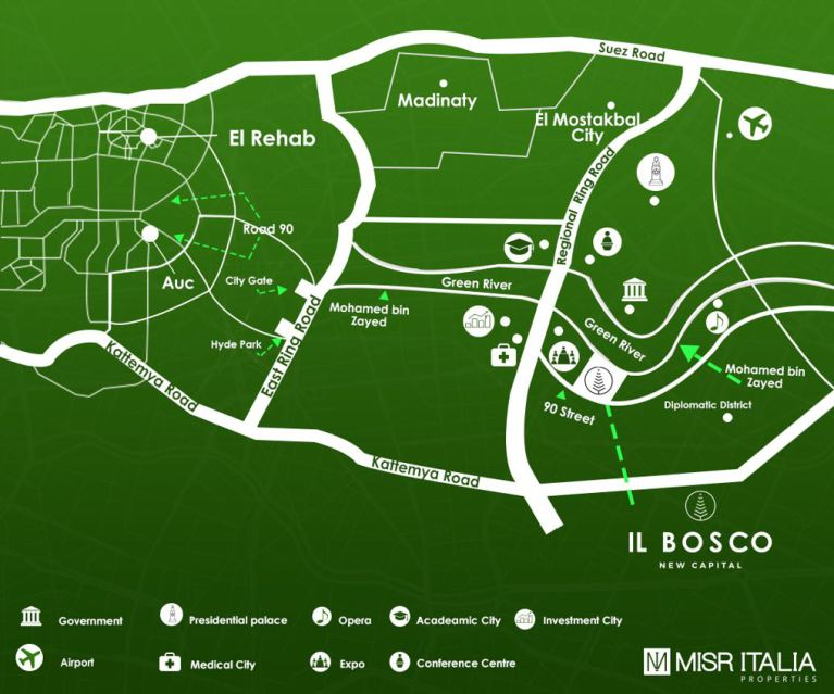 IL BOSCO NEW CAPITAL