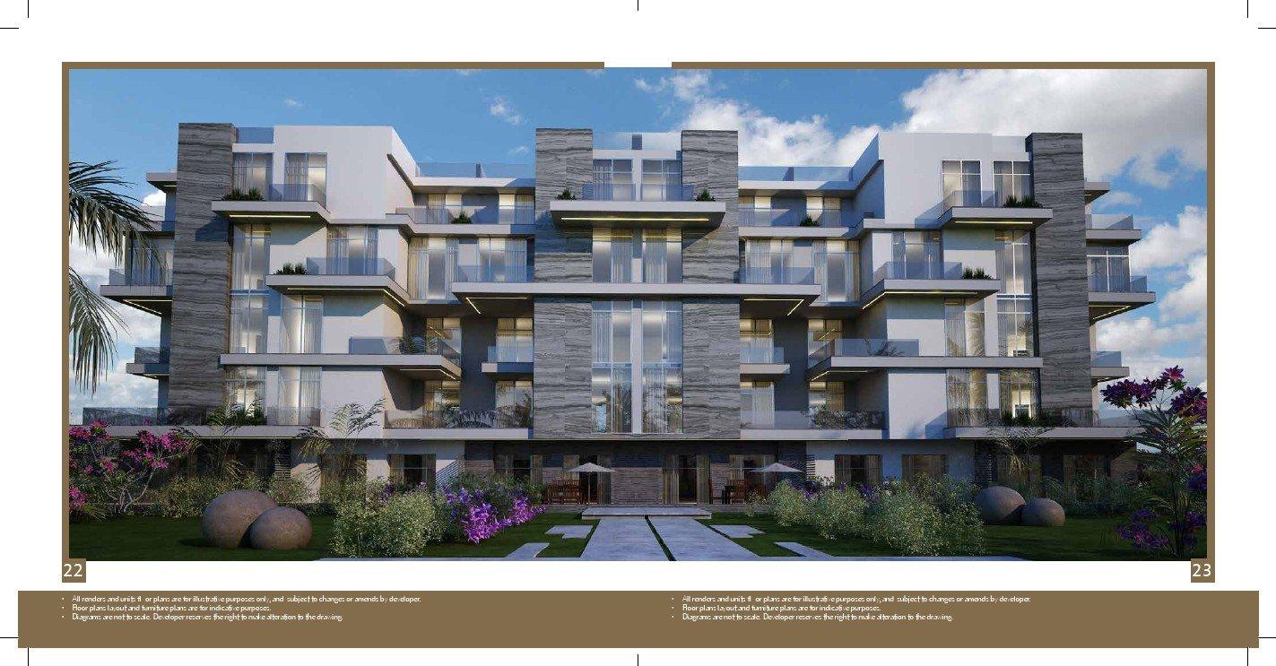 فكر جديد من السكن في كمبوند صن كابيتال 6 اكتوبر