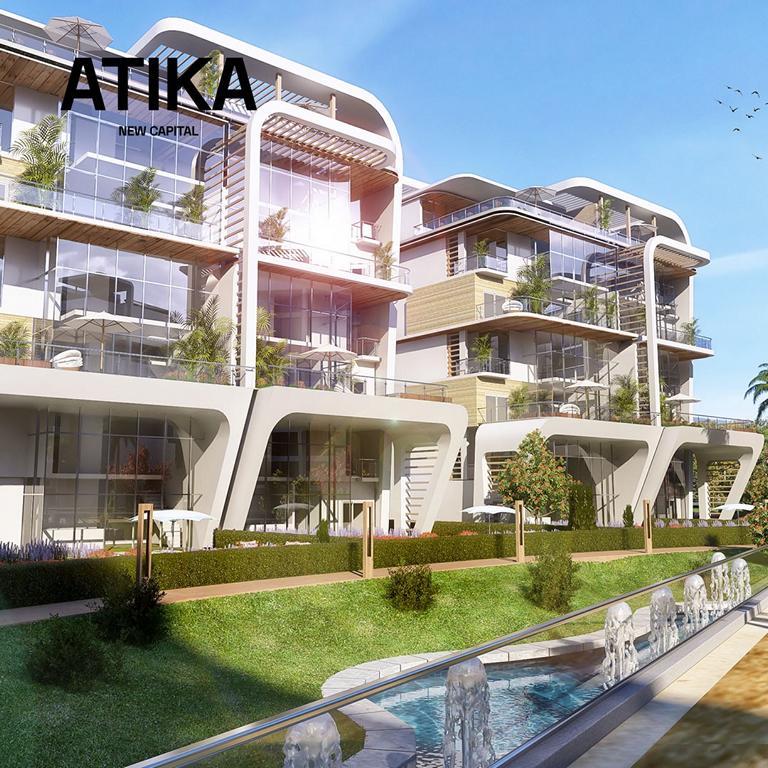 مشروع اتيكا العاصمة الإدارية