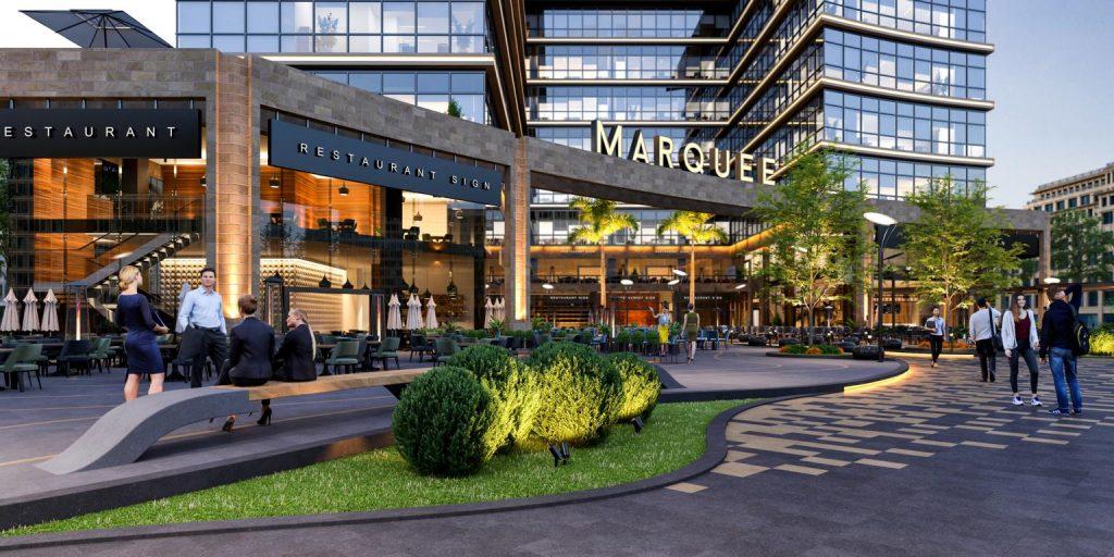 ماركية مول العاصمة الأدارية شركة وارن