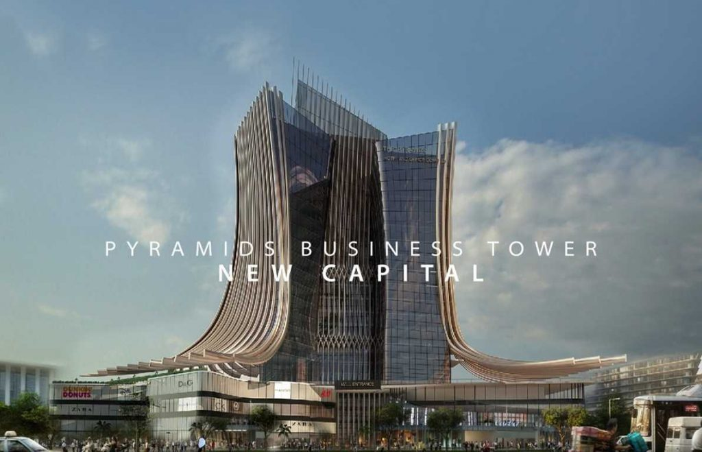 Pyramids Business Towers
